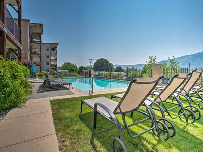 Photo for Lake Chelan Condo, Walk to Brewery & Wineries
