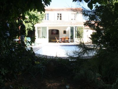 Photo for VILLA PROVENCE QUIET LOCATION CLOSE TO TOWN CENTRE WITH POOL BRIGNOLES
