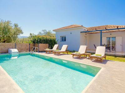 Photo for Villa Daphne with private pool - Two Bedroom Villa, Sleeps 5