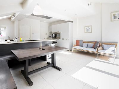 Photo for 4 bed 2.5 bath House close to Chelsea w/ Garden