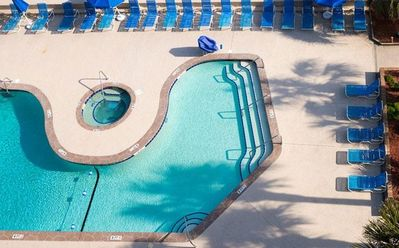 Photo for Condo near Beach w/ WiFi, Whirlpools, Resort Pool, Sport Courts, Grills & Hiking