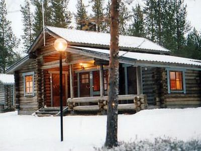 Photo for Vacation home Pajakoski in Inari - 6 persons, 1 bedrooms