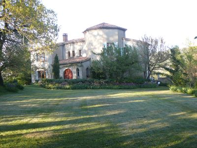 Photo for Charming character house in the Provencal countryside near Sisteron