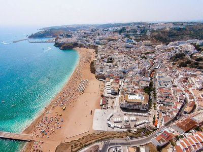 Photo for Albufeira 1 bedroom apartment 5 min. Falesia beach and close to center - L