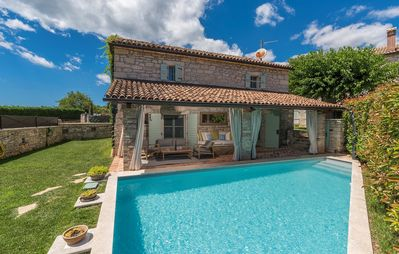 Photo for Villa Pakich with private pool, garden and BBQ