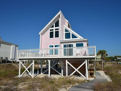 Photo for NATURAL SPLENDOR COMPLEMENTS contemporary style in this 2BR/2BA beach beauty.