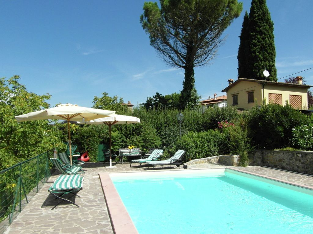 Atmospheric Home With Large Enclosed Garden Swimming Pool And Magnificent View Monterchi