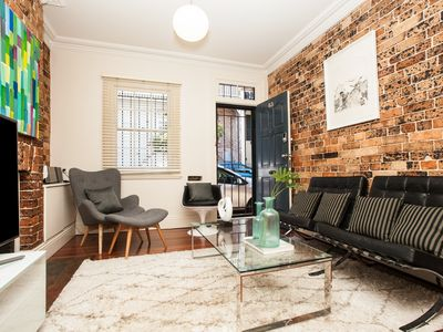 Photo for New York-Style Loft Terrace close to the  hip cafes in Darlinghurst *Discounted