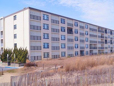 Photo for Constellation House 205-Oceanfront 52nd St, WIFI, Elev, W/D, AC