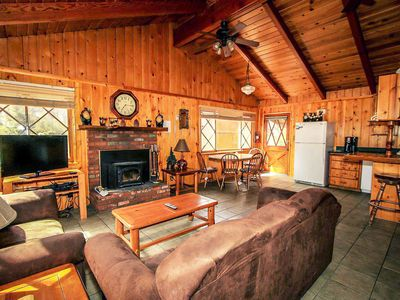 Photo for *CENTRAL BEAR MTN CHALET~Minutes To Town or Lake~