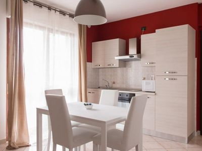 Photo for Aparthotel MilanoIn Standard One-Bedroom Apartment