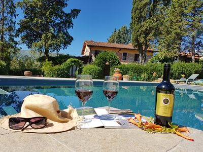 Photo for FLORENTINE HILLS-CHIANTI 200 EXCELLENT REVIEWS. 100% travelers recommend.