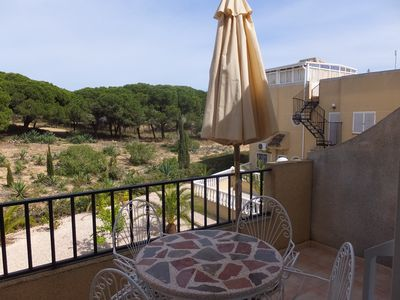 Photo for APARTMENT COSTA BLANCA SPAIN QUIET POOL PINEDE 8 MIN WALK BEACH