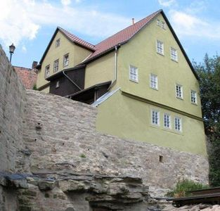 Photo for Holiday apartment Kahla for 2 - 4 persons with 1 bedroom - Historical building