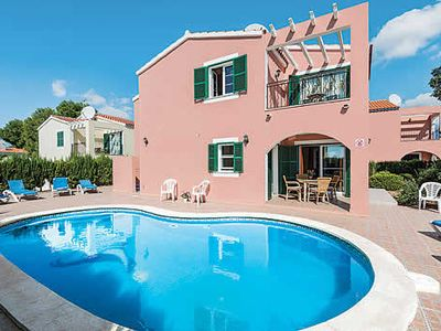 Photo for Superbly placed villa in family-friendly resort w/ private terrace and pool