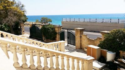 Photo for terraces on the sea 2 marina di mancaversa 2/4 places