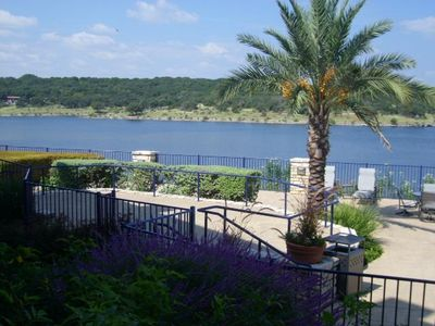 Photo for UNIT 1123 2 Bedroom 2 Bathroom villa on Lake Travis