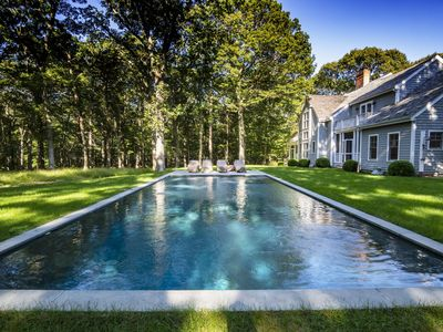 Photo for Quintessential Hampton Estate in Sag Harbor