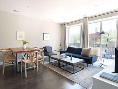 Photo for Sonder | West Division | Chic 3BR + Laundry