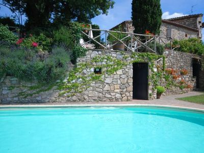 Photo for Villa in Radda in Chianti ID 3485