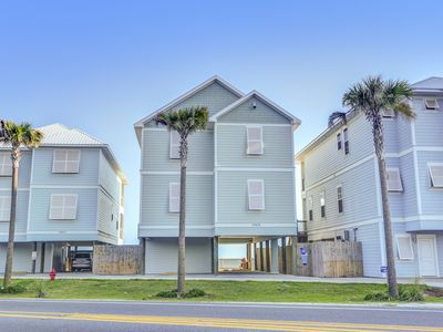 Photo for Sweet N' Salty! Beachfront Home with Private Pool. Close to Pier Park