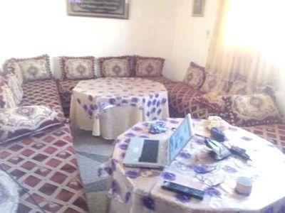 Photo for Homerez last minute deal - Beautiful apt in Oujda and Wifi