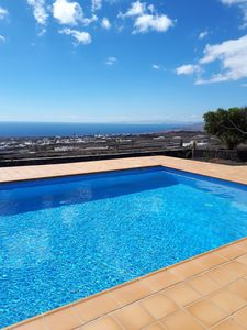 Photo for Magnificent, spacious house with a wide view over the sea to the neighboring lens