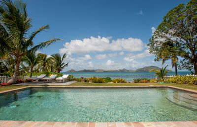 Photo for Stunning Caribbean Villa with Direct Beach Access and Spectacular Ocean Views