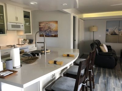Photo for OCEAN VIEW Remodeled-Kingbed+Kitchen+AC+FREE Resort Pass+Free Parking!