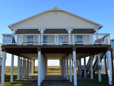 Photo for New Coastal Getaway, Beach Views and Sunset Deck
