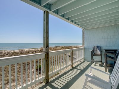 Photo for Sands III C2 - Fantastic ocean front condo with pool