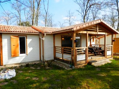 Photo for Chalet located in a holiday residence