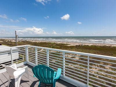 Photo for Melody - Beachfront Sea Isle with ocean views from every room!