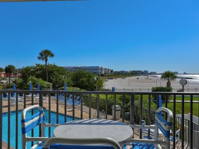 Photo for Caprice of St Pete Beach 106 2BR 2BA