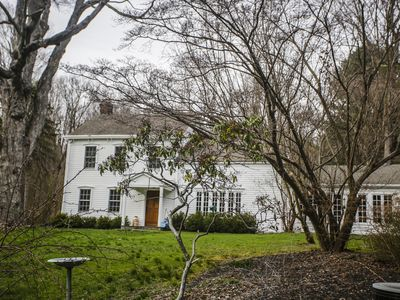 Photo for Gracious farmhouse with separate studio near hiking, swimming, and Cold Spring
