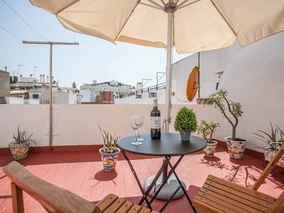 Photo for Amazing 8px apt. oldTown-Terreace&Parking-WIFI-
