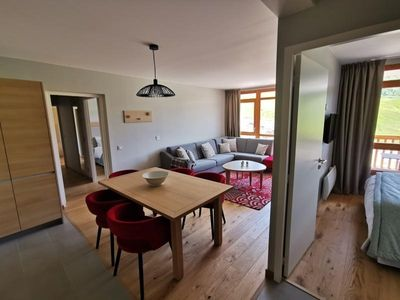 Photo for Apartment Bourg-Saint-Maurice, 3 bedrooms, 6 persons