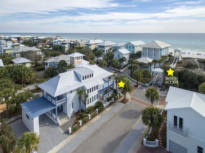 Photo for Sensational! 5BR 5BA Celebration Generation - Across from Beach Dune Walkover