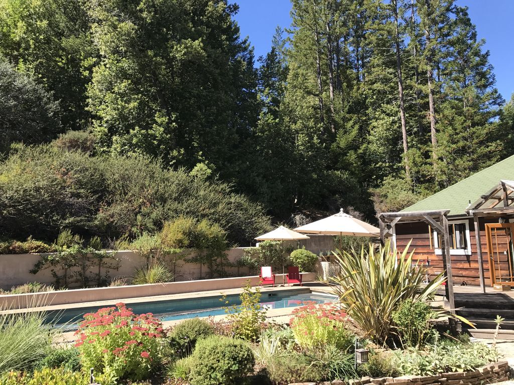A Private Hillside Retreat With Pool In Win Vrbo