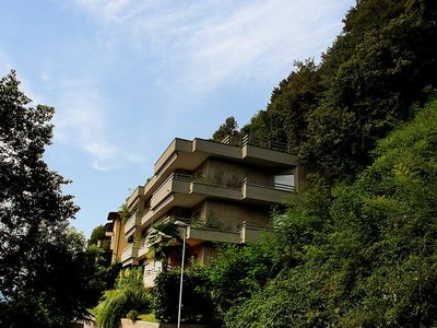 Photo for Apartment in Lugano with Lift, Parking, Internet, Washing machine (256077)