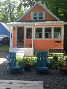 Experience old world Adirondack charm!    Book now