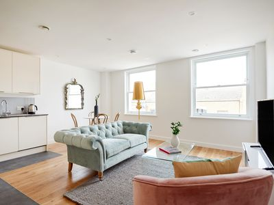 Photo for Airy 2BR in Camden by Sonder