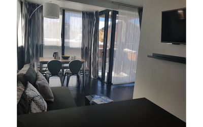 Photo for Val thorens Renovated apartment 2017 - sleeps 4/6 - 2 rooms + alcove