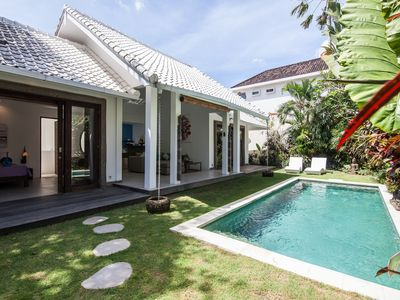 Photo for Tranquil Modern 2 bedroom Private Villa