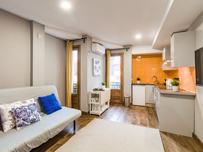 Photo for El Sauce Navacerrada - Apartment for 4 people in Navacerrada