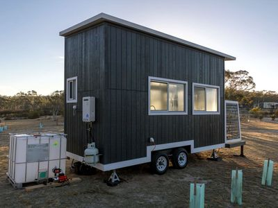 Photo for The Saddle Camp Tiny House 2