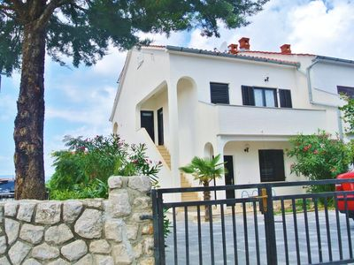 Photo for Apartments Stjepan, (14956), Malinska, island of Krk, Croatia