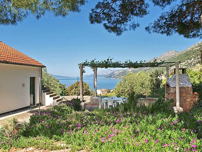 Photo for Vacation home Katica  in Trstenik/Dingač, South Dalmatia - 6 persons, 3 bedrooms