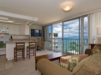Photo for Honeymoon Suite in the Diamond Head/Gold Coast area - Ocean View