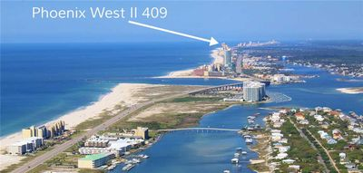 Ariel View-Phoenix West II 409-Orange Beach, AL